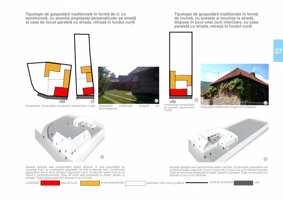 Pagina 28 - Zona Hunedoara - Ghid de arhitectura pentru incadrarea in specificul local din mediul...