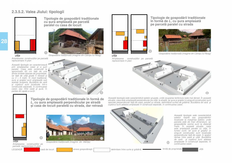 Pagina 29 - Zona Hunedoara - Ghid de arhitectura pentru incadrarea in specificul local din mediul...