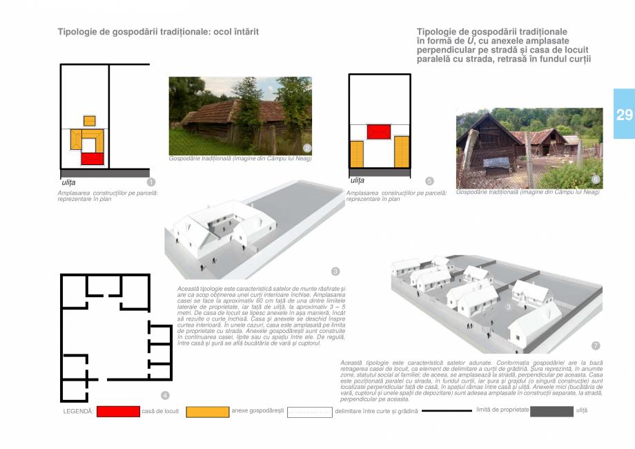 Pagina 30 - Zona Hunedoara - Ghid de arhitectura pentru incadrarea in specificul local din mediul...