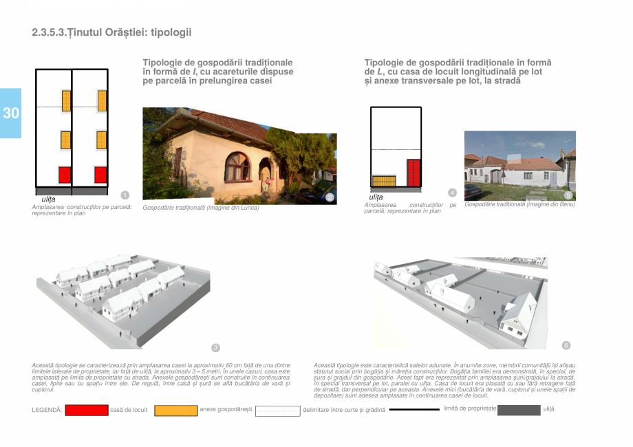 Pagina 31 - Zona Hunedoara - Ghid de arhitectura pentru incadrarea in specificul local din mediul...