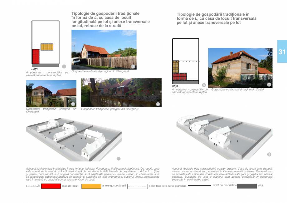 Pagina 32 - Zona Hunedoara - Ghid de arhitectura pentru incadrarea in specificul local din mediul...