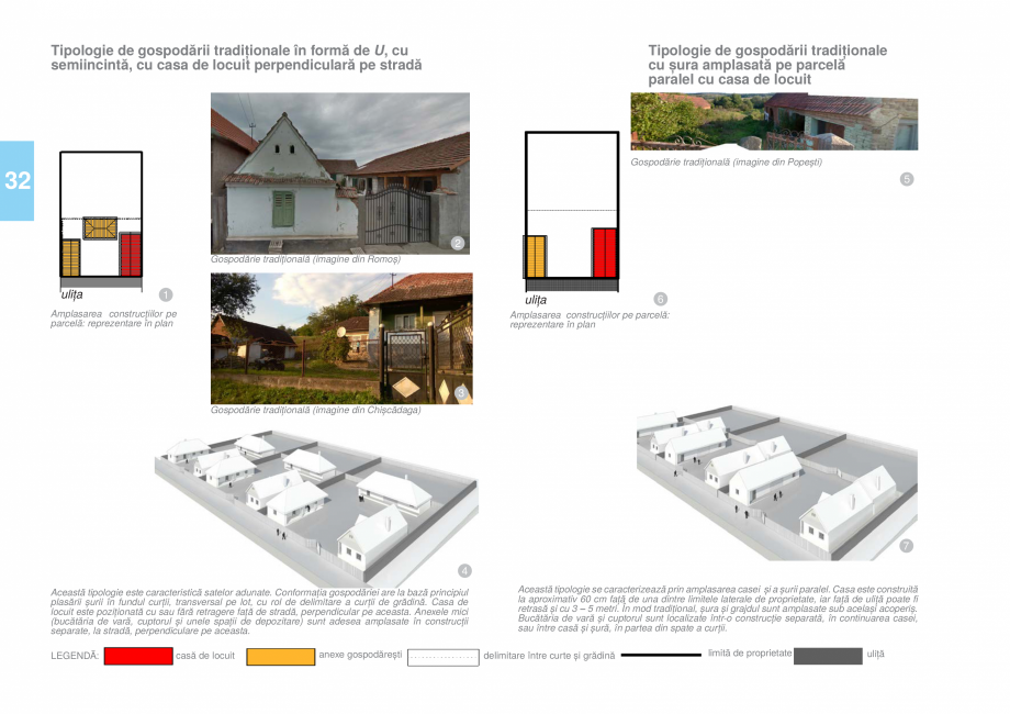 Pagina 33 - Zona Hunedoara - Ghid de arhitectura pentru incadrarea in specificul local din mediul...