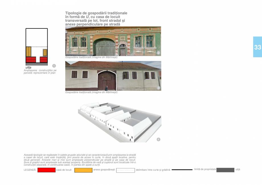Pagina 34 - Zona Hunedoara - Ghid de arhitectura pentru incadrarea in specificul local din mediul...