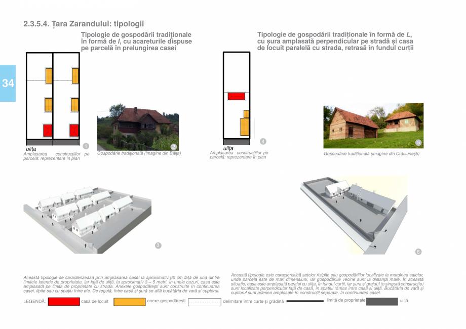 Pagina 35 - Zona Hunedoara - Ghid de arhitectura pentru incadrarea in specificul local din mediul...