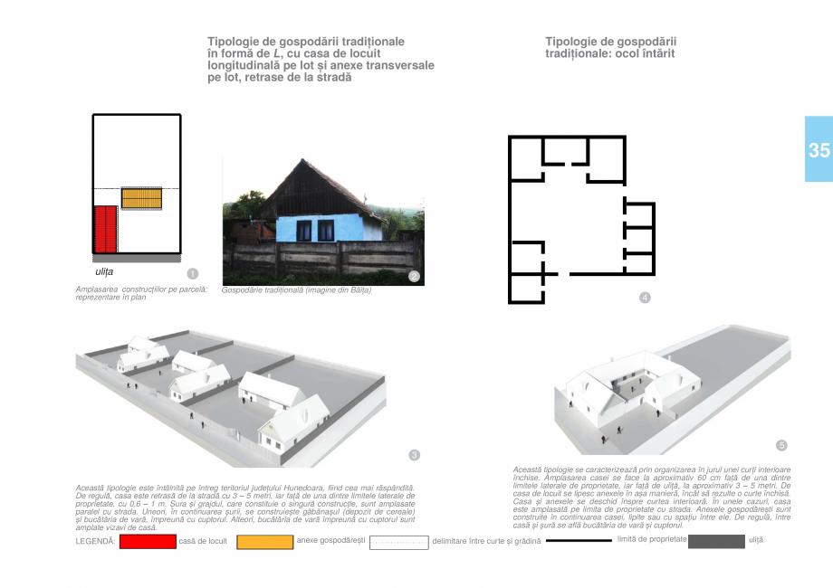 Pagina 36 - Zona Hunedoara - Ghid de arhitectura pentru incadrarea in specificul local din mediul...