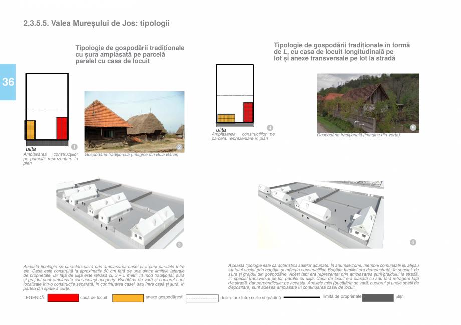 Pagina 37 - Zona Hunedoara - Ghid de arhitectura pentru incadrarea in specificul local din mediul...