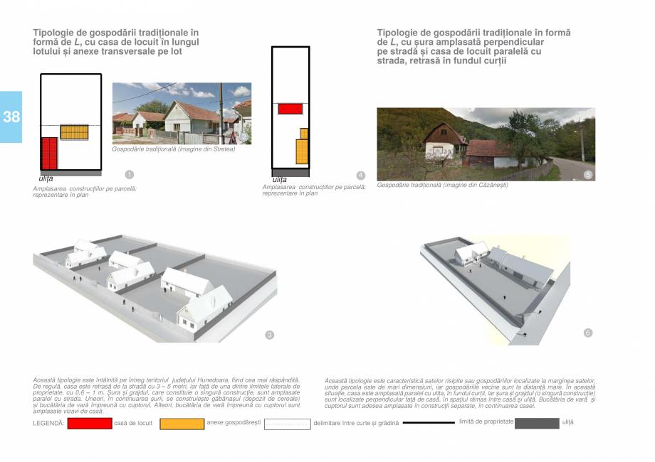 Pagina 39 - Zona Hunedoara - Ghid de arhitectura pentru incadrarea in specificul local din mediul...