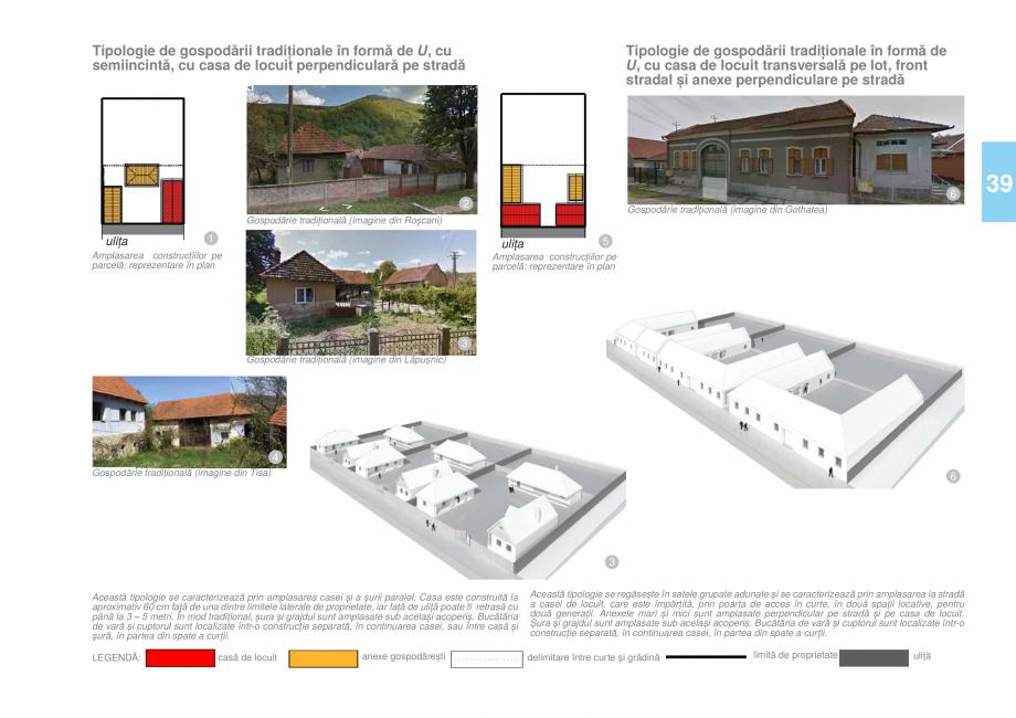 Pagina 40 - Zona Hunedoara - Ghid de arhitectura pentru incadrarea in specificul local din mediul...