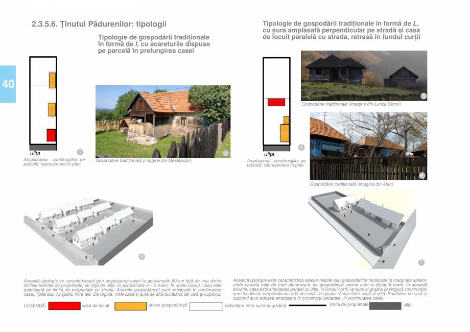 Pagina 41 - Zona Hunedoara - Ghid de arhitectura pentru incadrarea in specificul local din mediul...