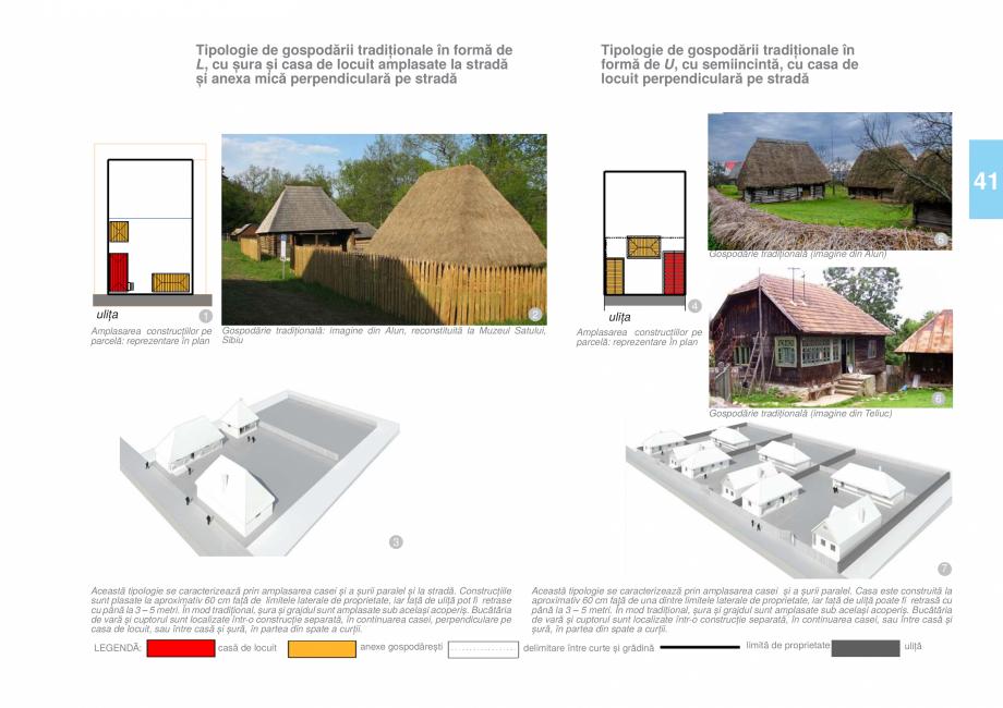 Pagina 42 - Zona Hunedoara - Ghid de arhitectura pentru incadrarea in specificul local din mediul...