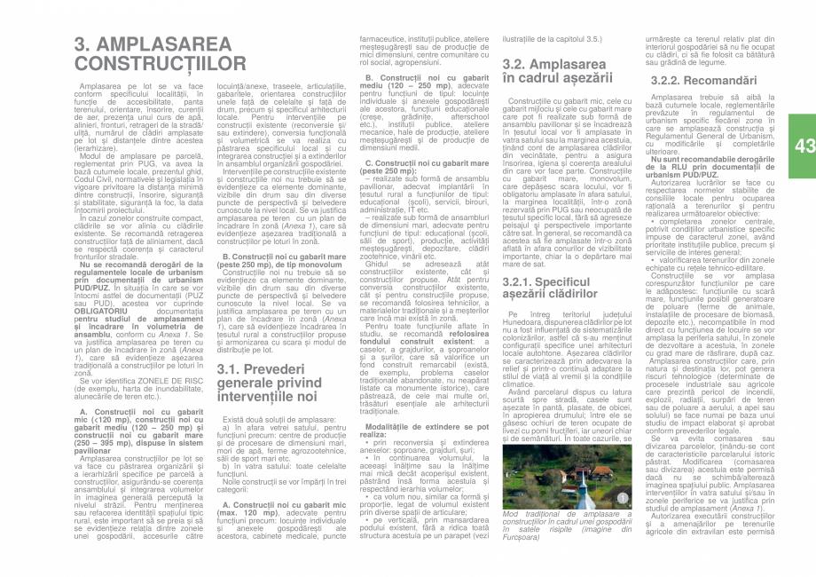 Pagina 44 - Zona Hunedoara - Ghid de arhitectura pentru incadrarea in specificul local din mediul...