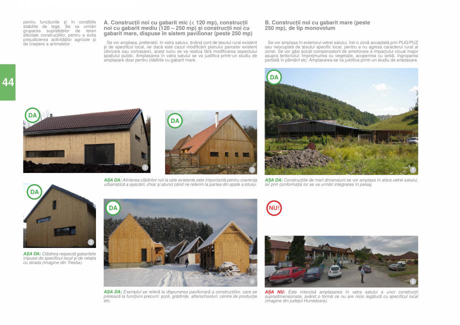 Pagina 45 - Zona Hunedoara - Ghid de arhitectura pentru incadrarea in specificul local din mediul...