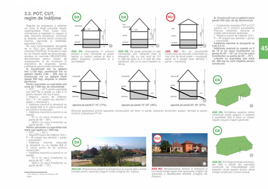 Pagina 46 - Zona Hunedoara - Ghid de arhitectura pentru incadrarea in specificul local din mediul...