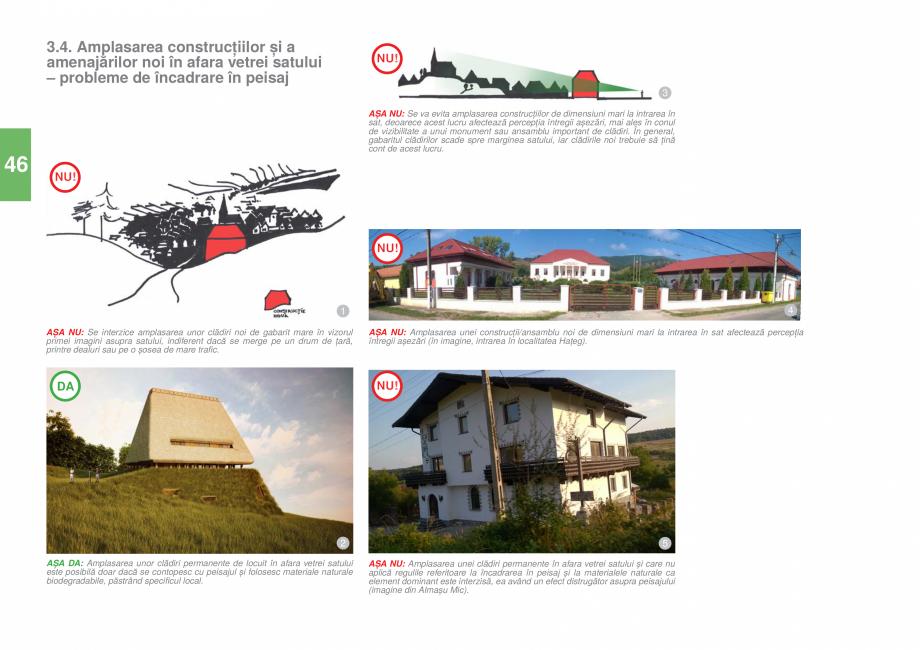 Pagina 47 - Zona Hunedoara - Ghid de arhitectura pentru incadrarea in specificul local din mediul...