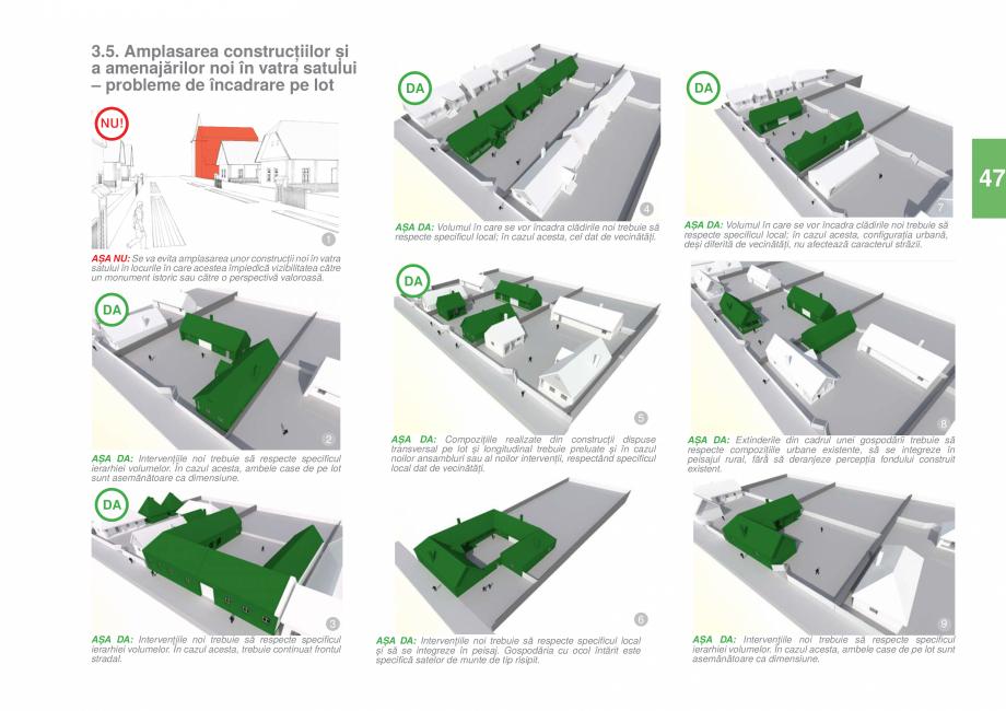 Pagina 48 - Zona Hunedoara - Ghid de arhitectura pentru incadrarea in specificul local din mediul...