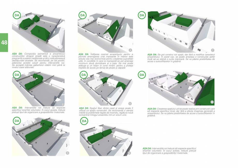 Pagina 49 - Zona Hunedoara - Ghid de arhitectura pentru incadrarea in specificul local din mediul...