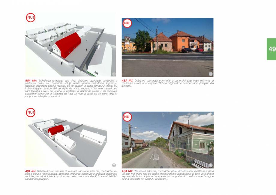 Pagina 50 - Zona Hunedoara - Ghid de arhitectura pentru incadrarea in specificul local din mediul...