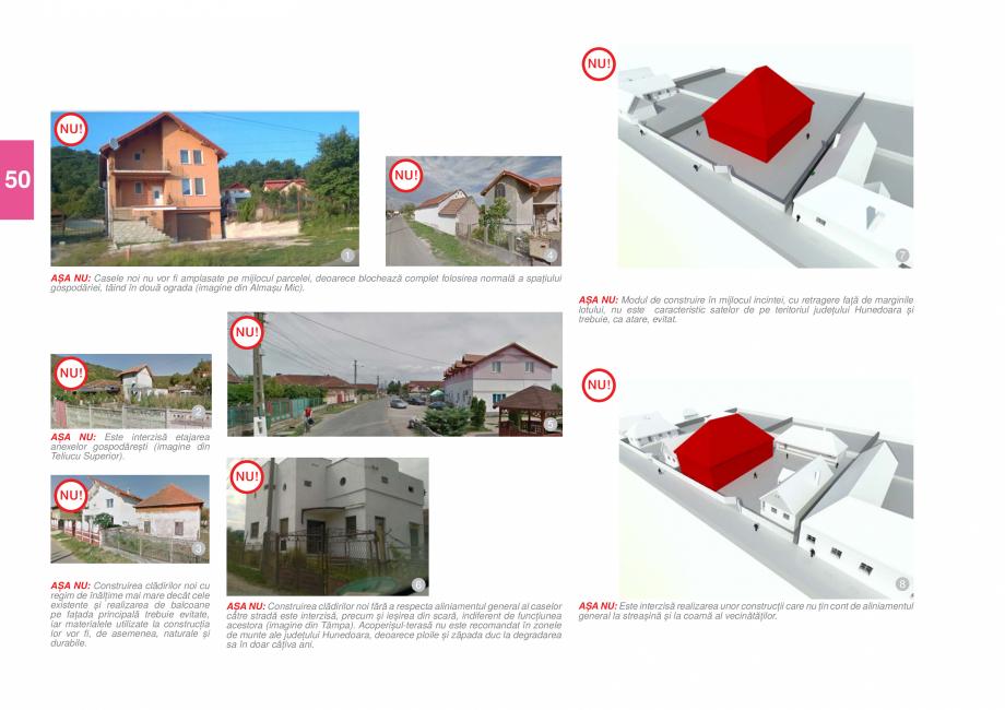 Pagina 51 - Zona Hunedoara - Ghid de arhitectura pentru incadrarea in specificul local din mediul...