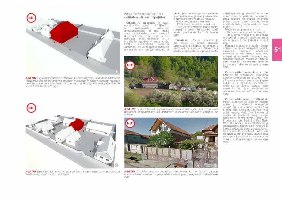 Pagina 52 - Zona Hunedoara - Ghid de arhitectura pentru incadrarea in specificul local din mediul...