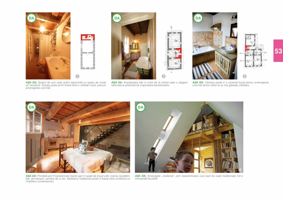 Pagina 54 - Zona Hunedoara - Ghid de arhitectura pentru incadrarea in specificul local din mediul...