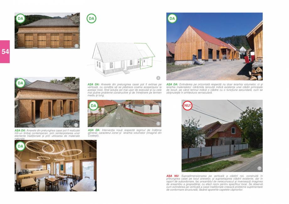 Pagina 55 - Zona Hunedoara - Ghid de arhitectura pentru incadrarea in specificul local din mediul...
