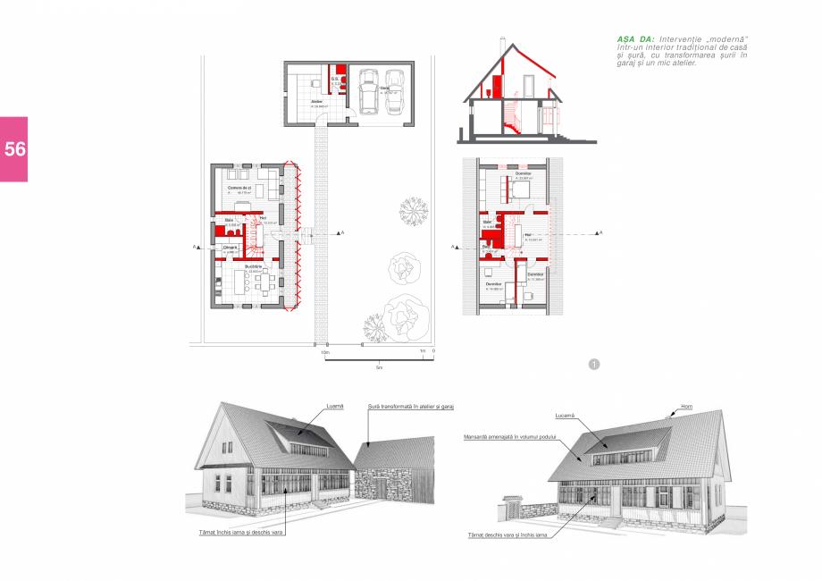 Pagina 57 - Zona Hunedoara - Ghid de arhitectura pentru incadrarea in specificul local din mediul...