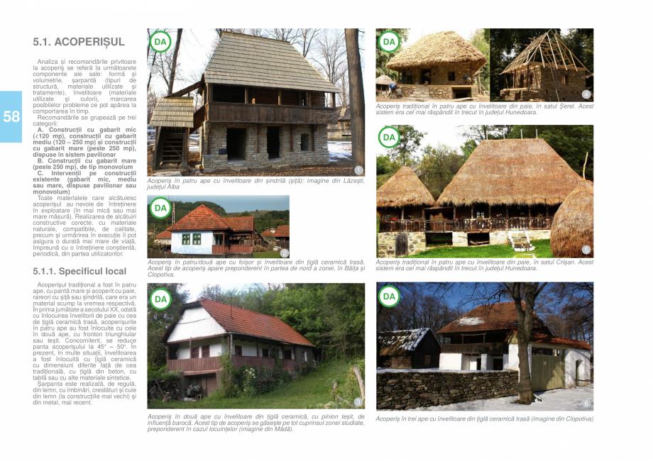 Pagina 59 - Zona Hunedoara - Ghid de arhitectura pentru incadrarea in specificul local din mediul...