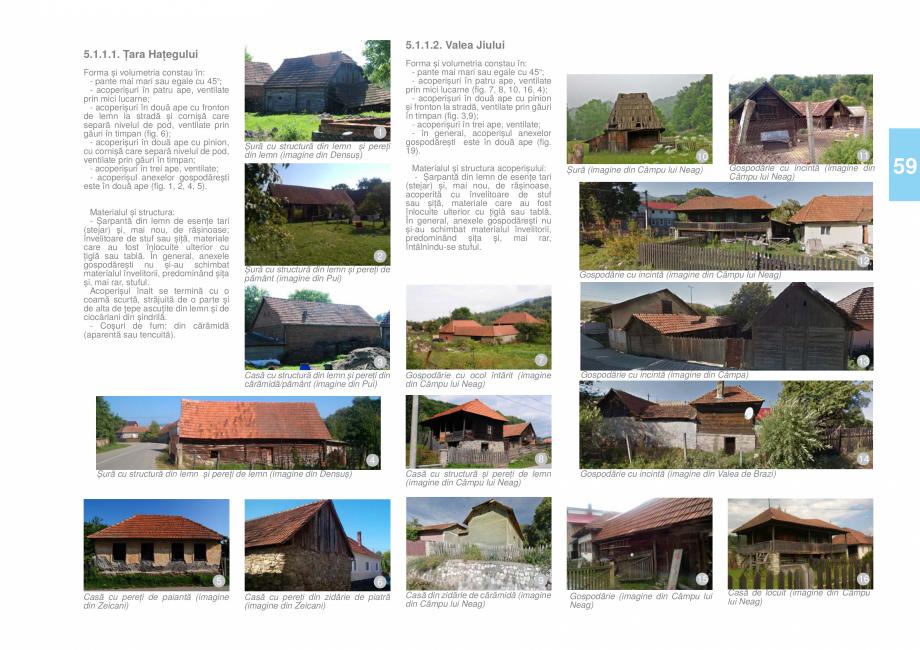 Pagina 60 - Zona Hunedoara - Ghid de arhitectura pentru incadrarea in specificul local din mediul...