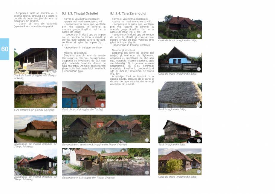 Pagina 61 - Zona Hunedoara - Ghid de arhitectura pentru incadrarea in specificul local din mediul...