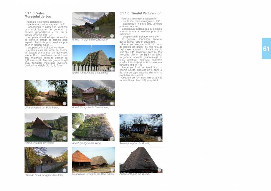 Pagina 62 - Zona Hunedoara - Ghid de arhitectura pentru incadrarea in specificul local din mediul...