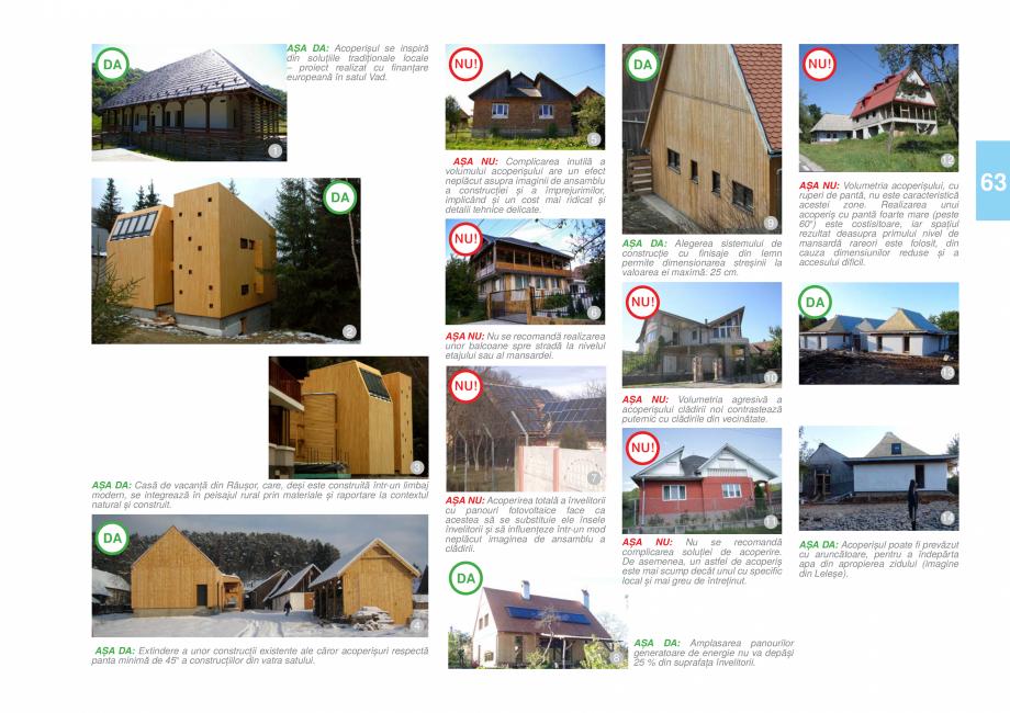 Pagina 64 - Zona Hunedoara - Ghid de arhitectura pentru incadrarea in specificul local din mediul...