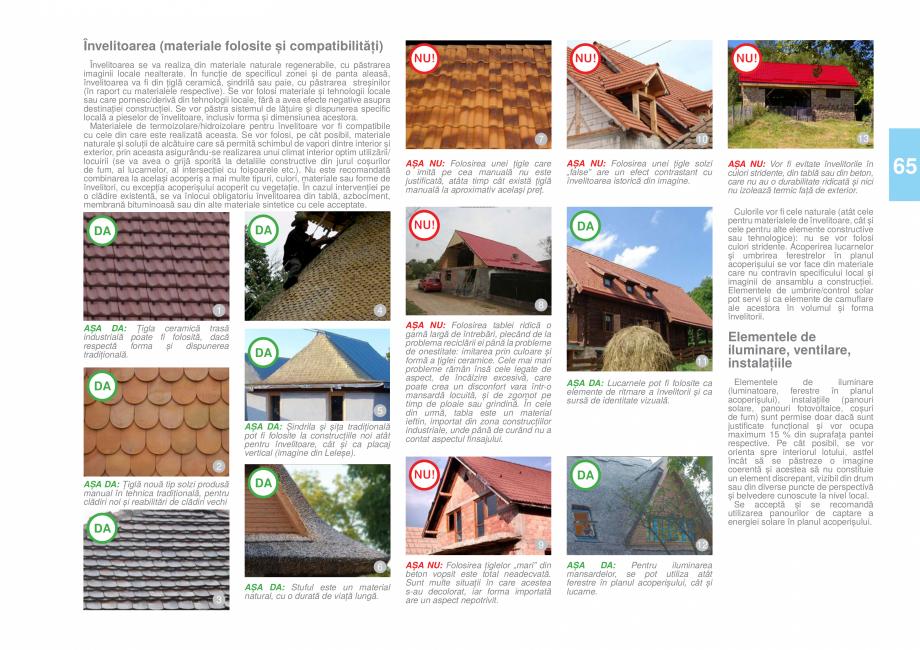 Pagina 66 - Zona Hunedoara - Ghid de arhitectura pentru incadrarea in specificul local din mediul...