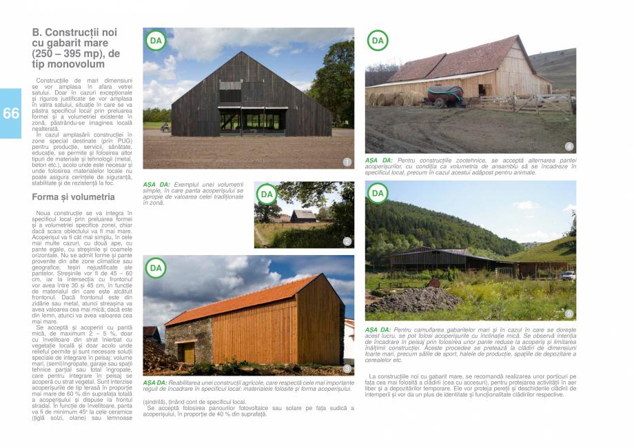 Pagina 67 - Zona Hunedoara - Ghid de arhitectura pentru incadrarea in specificul local din mediul...