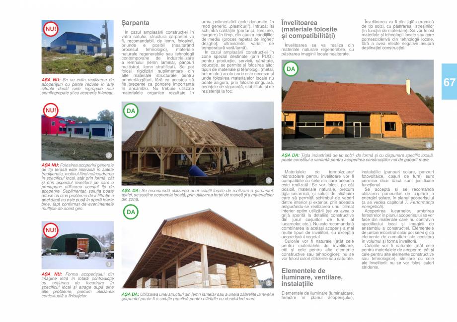 Pagina 68 - Zona Hunedoara - Ghid de arhitectura pentru incadrarea in specificul local din mediul...