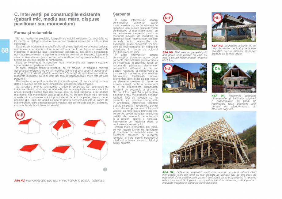 Pagina 69 - Zona Hunedoara - Ghid de arhitectura pentru incadrarea in specificul local din mediul...