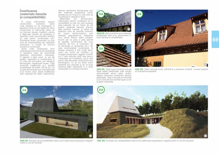 Pagina 70 - Zona Hunedoara - Ghid de arhitectura pentru incadrarea in specificul local din mediul...