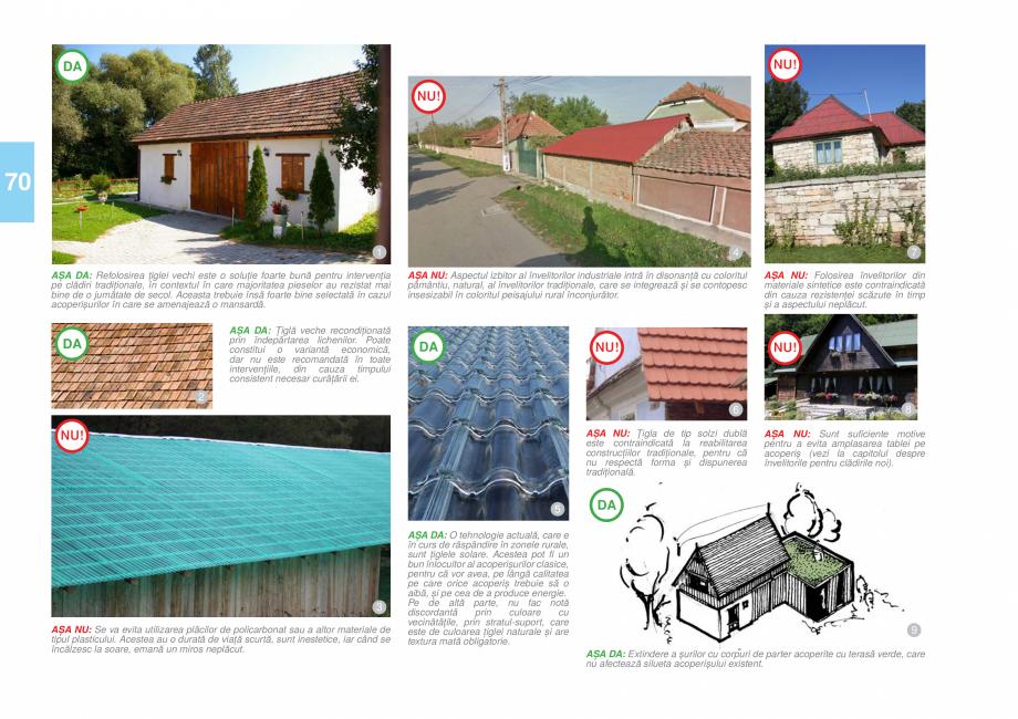 Pagina 71 - Zona Hunedoara - Ghid de arhitectura pentru incadrarea in specificul local din mediul...
