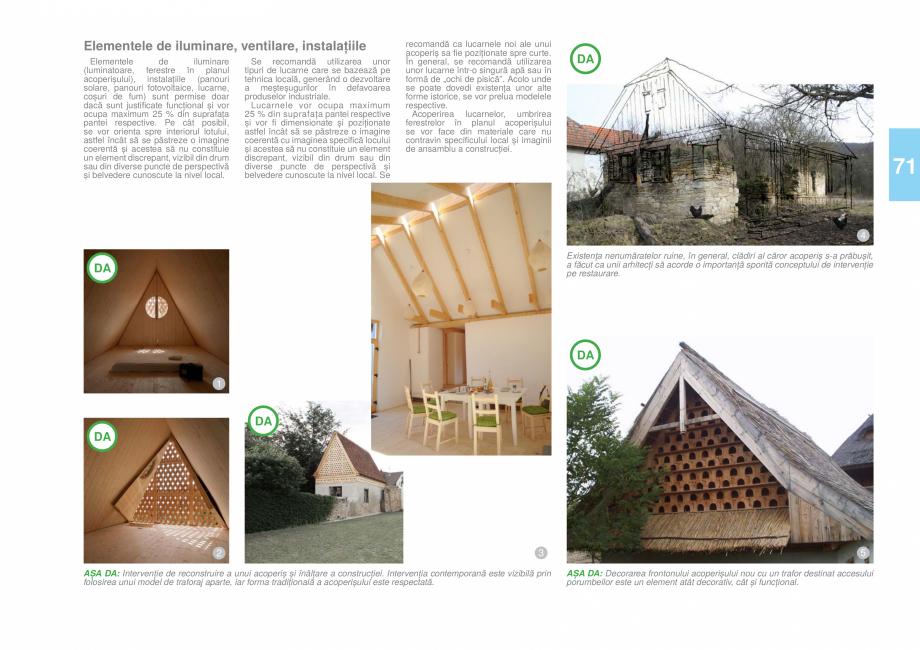 Pagina 72 - Zona Hunedoara - Ghid de arhitectura pentru incadrarea in specificul local din mediul...