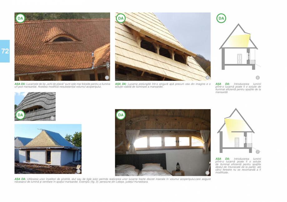 Pagina 73 - Zona Hunedoara - Ghid de arhitectura pentru incadrarea in specificul local din mediul...
