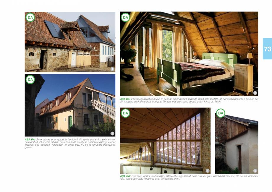 Pagina 74 - Zona Hunedoara - Ghid de arhitectura pentru incadrarea in specificul local din mediul...