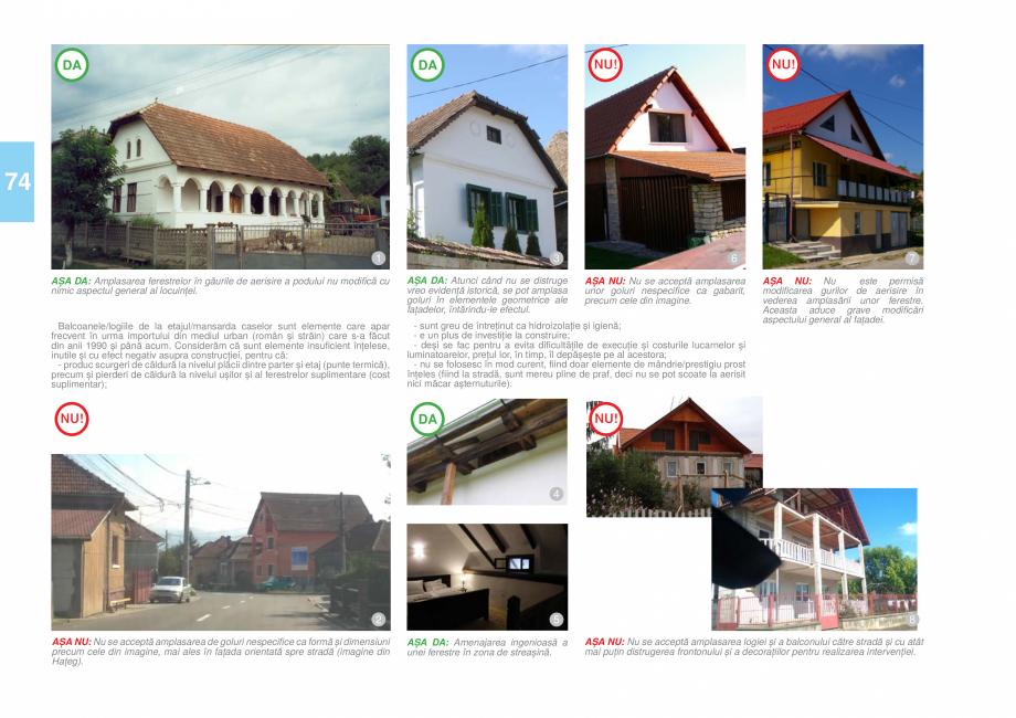 Pagina 75 - Zona Hunedoara - Ghid de arhitectura pentru incadrarea in specificul local din mediul...