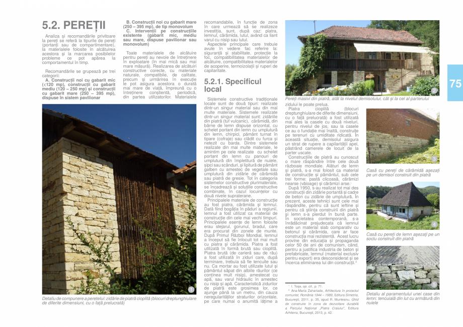 Pagina 76 - Zona Hunedoara - Ghid de arhitectura pentru incadrarea in specificul local din mediul...