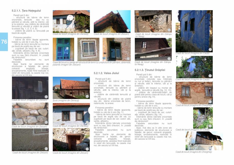 Pagina 77 - Zona Hunedoara - Ghid de arhitectura pentru incadrarea in specificul local din mediul...