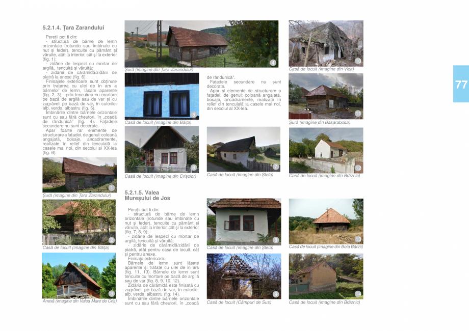 Pagina 78 - Zona Hunedoara - Ghid de arhitectura pentru incadrarea in specificul local din mediul...