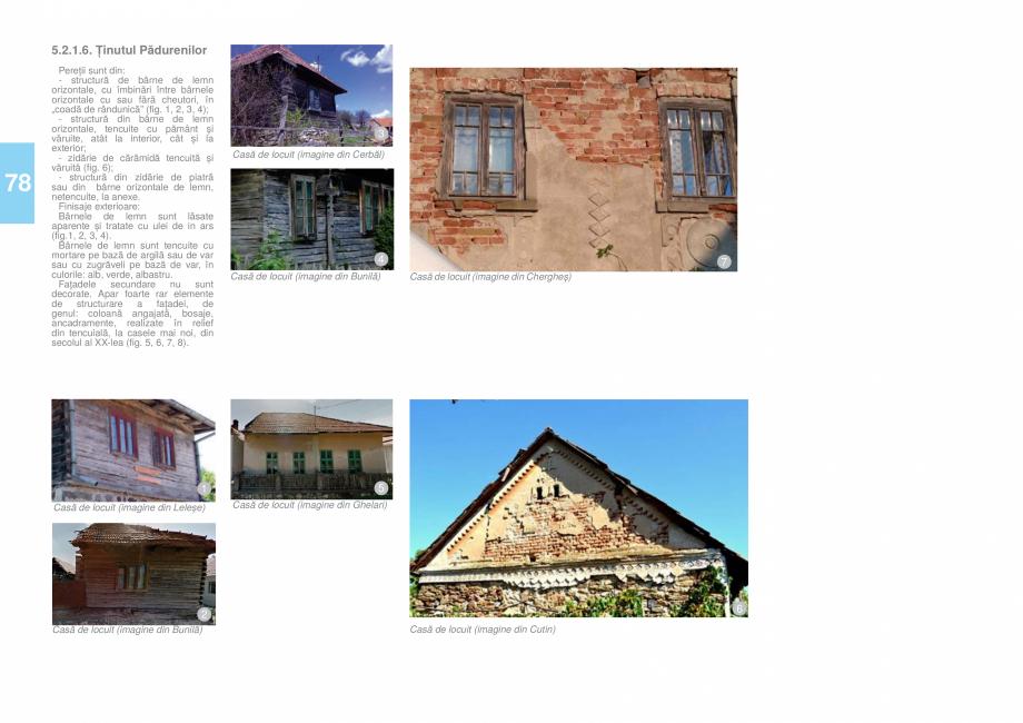 Pagina 79 - Zona Hunedoara - Ghid de arhitectura pentru incadrarea in specificul local din mediul...
