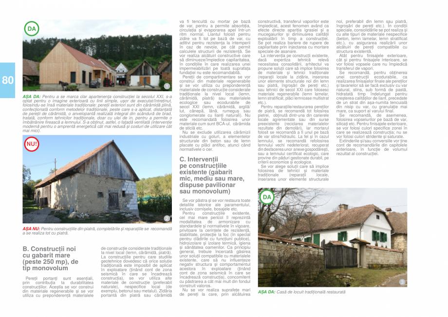 Pagina 81 - Zona Hunedoara - Ghid de arhitectura pentru incadrarea in specificul local din mediul...