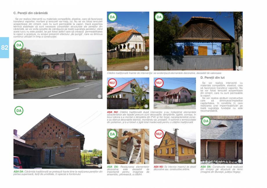 Pagina 83 - Zona Hunedoara - Ghid de arhitectura pentru incadrarea in specificul local din mediul...