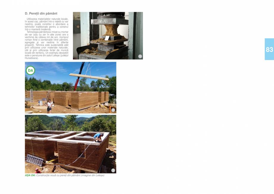 Pagina 84 - Zona Hunedoara - Ghid de arhitectura pentru incadrarea in specificul local din mediul...