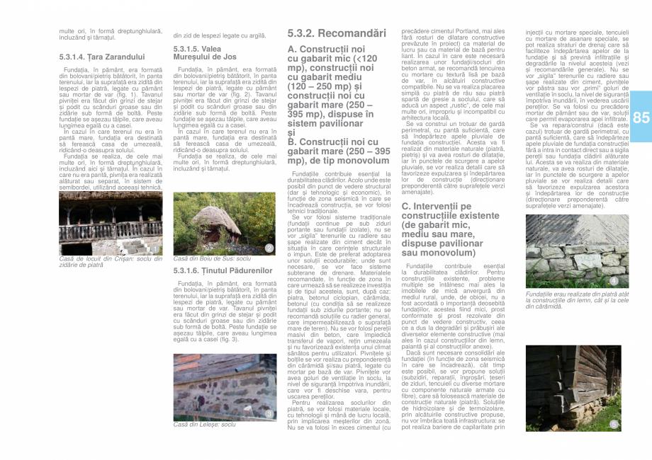 Pagina 86 - Zona Hunedoara - Ghid de arhitectura pentru incadrarea in specificul local din mediul...