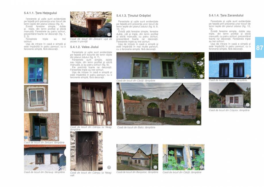 Pagina 88 - Zona Hunedoara - Ghid de arhitectura pentru incadrarea in specificul local din mediul...